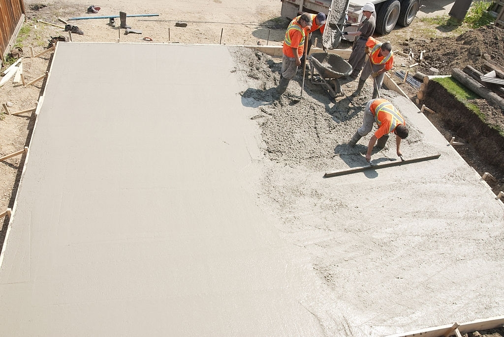 Benefits and Disadvantages of Concrete Driveway
